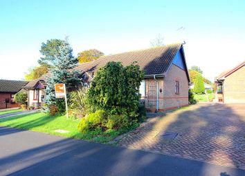 Spinney Drive, Botcheston, Leicester LE9. 2 bed semi-detached bungalow for sale