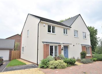 Thumbnail 3 bed semi-detached house for sale in Arle Road, Cheltenham, Gloucestershire