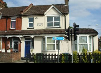 Thumbnail 1 bedroom flat to rent in Vicarage Road, Watford, Hertfordshire