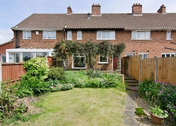 Thumbnail 3 bedroom terraced house for sale in King George Place, Rushall, Walsall