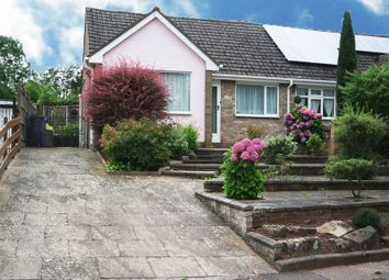 Thumbnail 2 bedroom semi-detached bungalow for sale in Allerton Road, Trentham, Stoke-On-Trent