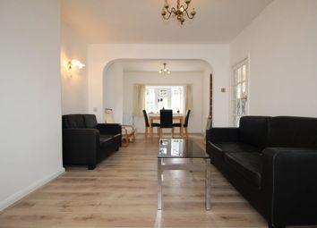 Thumbnail 4 bed semi-detached house to rent in Coleridge Road, London