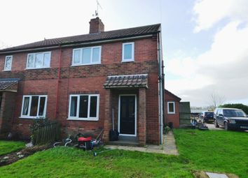 Thumbnail 3 bed semi-detached house to rent in Pontefract Road, Ackworth, Pontefract