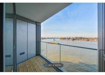 Thumbnail 1 bed flat to rent in River Gardens Walk, Greenwich
