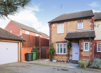 3 bed end terrace house for sale in Low Field Lane, Brockhill, Redditch B97
