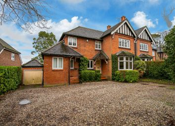 Thumbnail 4 bed property to rent in Piercing Hill, Theydon Bois, Epping