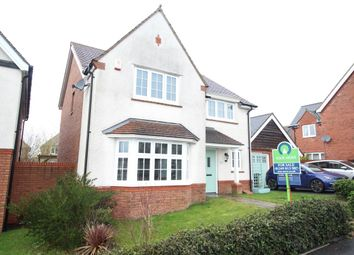 Thumbnail 4 bed detached house for sale in Hastings Drive, Calne