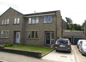 Thumbnail 3 bed semi-detached house for sale in Wentworth Road, Penistone, Sheffield