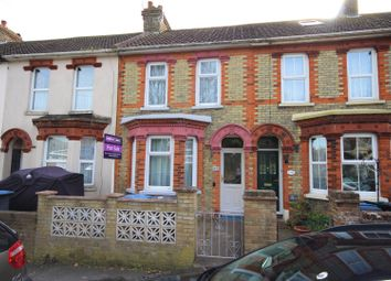 Thumbnail 3 bed terraced house to rent in Church Road, Dover