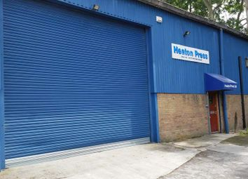 Thumbnail Industrial for sale in Battersea Road, Stockport