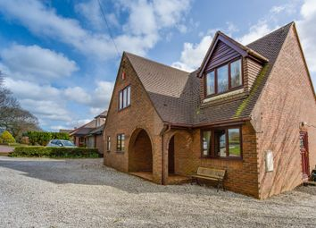 Thumbnail 4 bed detached house for sale in Mucklestone Wood Lane, Loggerheads, Market Drayton