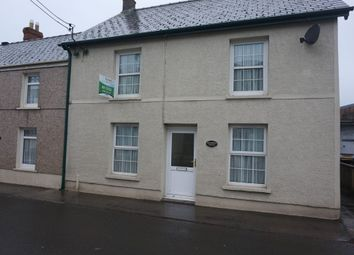 Thumbnail 3 bed semi-detached house to rent in Station Road, St. Clears, Carmarthen
