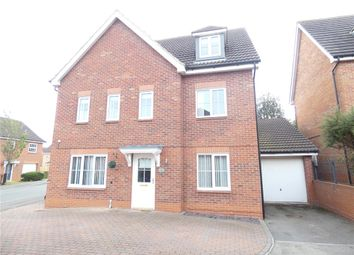 6 bed detached house for sale in Emmerson Drive, Clipstone Village, Mansfield NG21