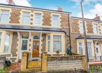 Thumbnail 3 bed terraced house for sale in Wilfred Street, Barry