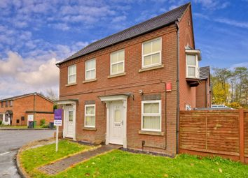 Thumbnail 1 bedroom duplex for sale in Ryebank Road, Ketley Grange