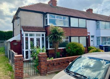 3 bed end terrace house for sale in Ivy Avenue, Blackpool FY4