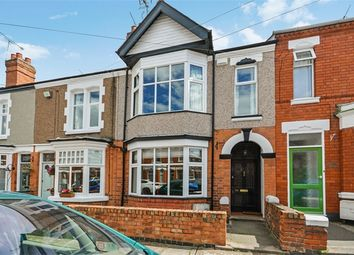 Thumbnail 4 bedroom terraced house for sale in Berkeley Road North, Earlsdon, Coventry, West Midlands