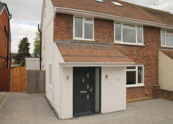 Thumbnail 4 bed semi-detached house for sale in Keepers Farm Close, Windsor