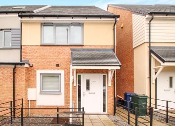 Thumbnail 2 bedroom semi-detached house for sale in Armstrong Road, Newcastle Upon Tyne