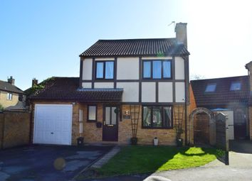 Thumbnail 4 bed detached house for sale in Churchward Road, Weston-Super-Mare