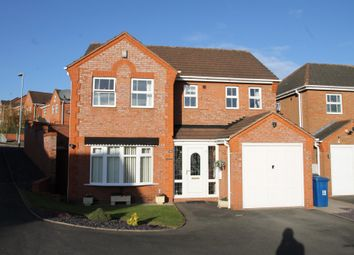 Thumbnail 4 bed detached house for sale in Orkney Drive, Wilnecote, Tamworth