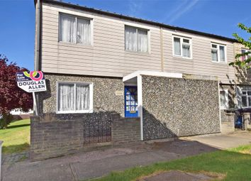 Thumbnail 2 bedroom end terrace house for sale in Limes Avenue, Chigwell, Essex