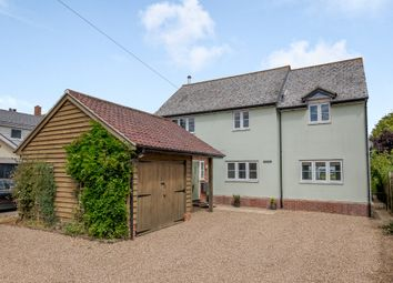Thumbnail 4 bed detached house for sale in School Road, Little Horkesley, Colchester
