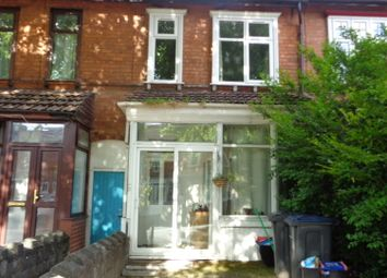 Thumbnail 3 bed terraced house for sale in Sarehole Road, Hall Green, Birmingham