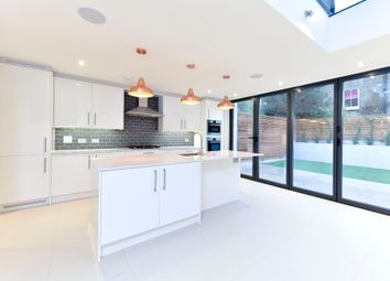 Thumbnail 4 bed terraced house to rent in Salcott Road, London