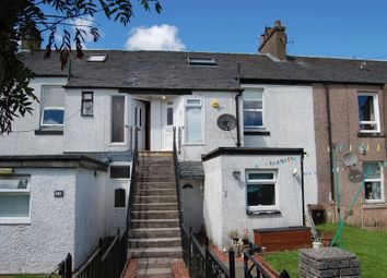 Thumbnail 2 bed flat for sale in Alexander Terrace, Neilston, Glasgow