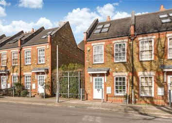 Thumbnail 2 bed end terrace house for sale in Burns Road, London