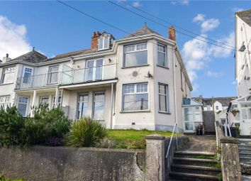 Thumbnail 4 bed semi-detached house for sale in Dennis Road, Padstow