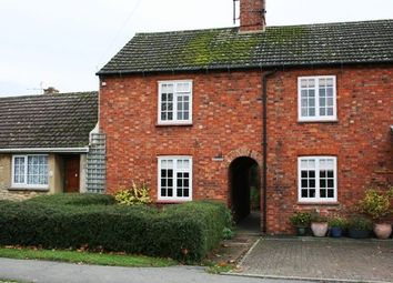 Thumbnail 2 bed cottage to rent in The Moor, Carlton, Bedford
