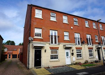 Thumbnail 4 bed town house for sale in Birch Grove, Henlow