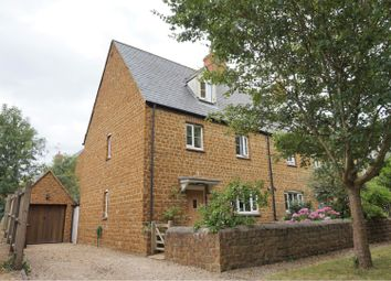 Thumbnail 3 bed end terrace house for sale in Church Lane, Shutford