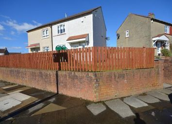 Thumbnail 2 bed semi-detached house for sale in Crofthead Avenue, Kilmarnock