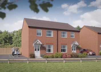 Thumbnail 1 bed semi-detached house for sale in Fairfield Road, Hurst Green, Halesowen
