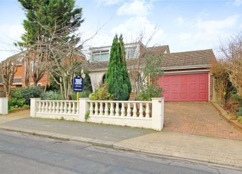 Thumbnail 4 bed bungalow for sale in The Ridgeway, Chatham, Kent