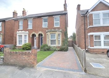 Thumbnail 3 bed semi-detached house for sale in Hillview Road, Hucclecote, Gloucester