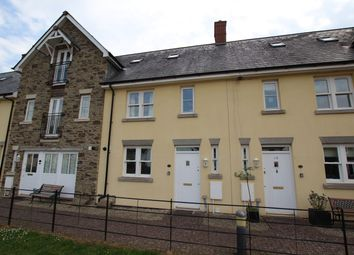 Thumbnail 3 bed terraced house to rent in Canal Road, Brecon