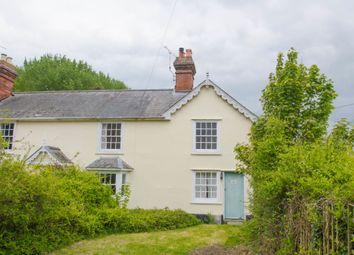 Thumbnail 3 bed semi-detached house for sale in Silver Street, Kedington, Suffolk