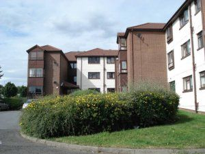 Thumbnail 1 bedroom flat to rent in King Henry Court, Sunderland
