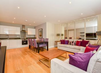 Thumbnail 2 bed flat for sale in Tournay Road, Fulham Broadway