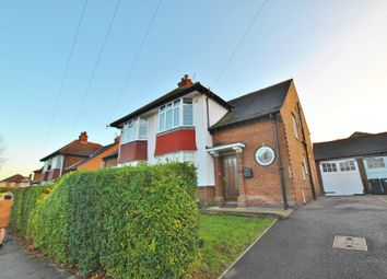 Thumbnail 3 bed semi-detached house to rent in Burleigh Road, West Bridgford