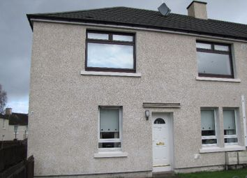 Thumbnail 2 bedroom flat to rent in Cartside Avenue, Johnstone, Renfrewshire