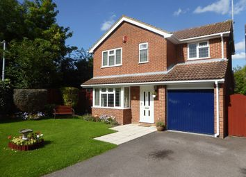 Thumbnail 4 bed detached house for sale in Longbrooke, Houghton Regis, Dunstable