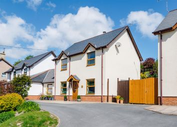 Thumbnail 3 bed link-detached house for sale in Van, Llanidloes