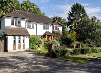Thumbnail 4 bed detached house for sale in The Fairway, New Malden