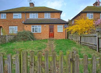 Thumbnail 4 bed semi-detached house for sale in Wareside, Ware