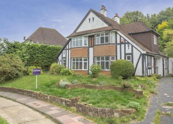 3 bed semi-detached house for sale in Eldred Avenue, Brighton BN1